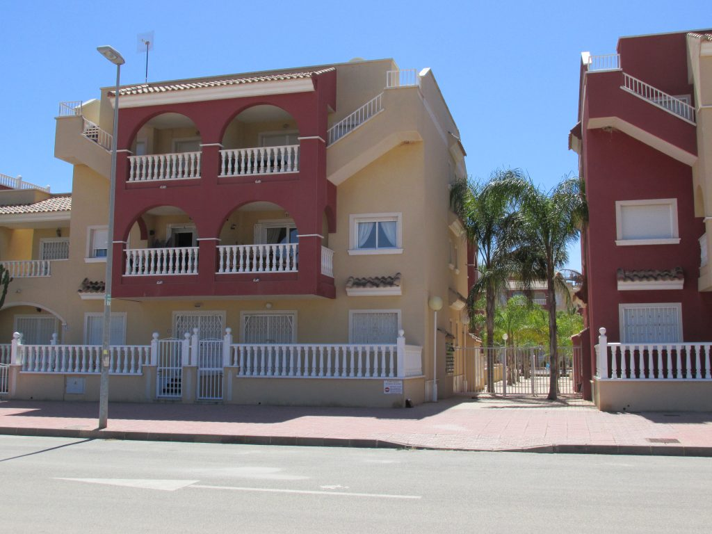 Apartment Puerto Marina Los Alcazares Now Sold Mc