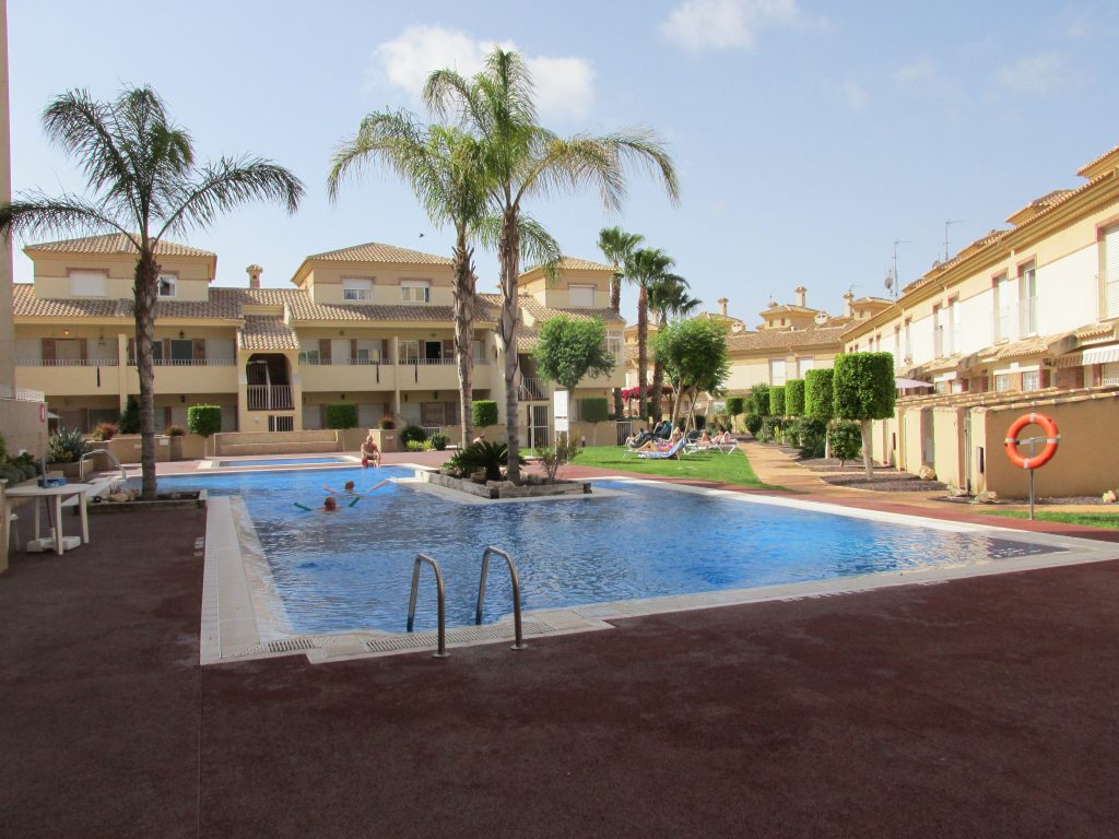 Townhouse In Albatros Los Alcazares Now Sold Mc Properties