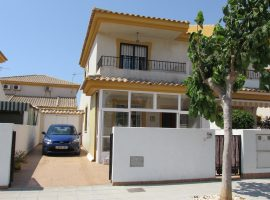 Semi detached townhouse El Mojon (NOW SOLD)