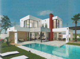 Opulent luxury seafront villas Los Alcazares (New)