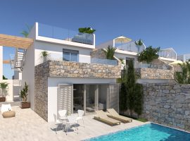 Detached villas (New) Los Alcazares