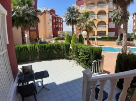 Ground floor apartment Puerto Marina (Now Sold)