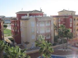 Penthouse apartment Puerto marina Los Alcazares